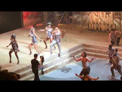 "Brandon Victor Dixon singing ""Jesus Christ Superstar"" Live in Concert"