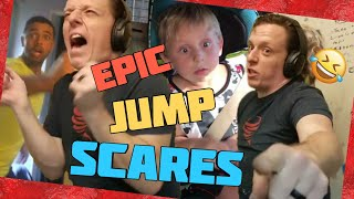 BEST EPIC JUMPSCARES!! | ULTIMATE SCARE PRANKS #2 | 2018