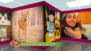 HAVE A HEART Art Auction 2019