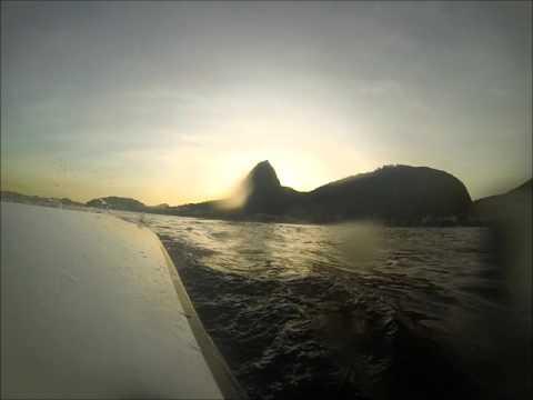 COASTAL ROWING IN BRAZIL: Guanabara Bay (1:13)