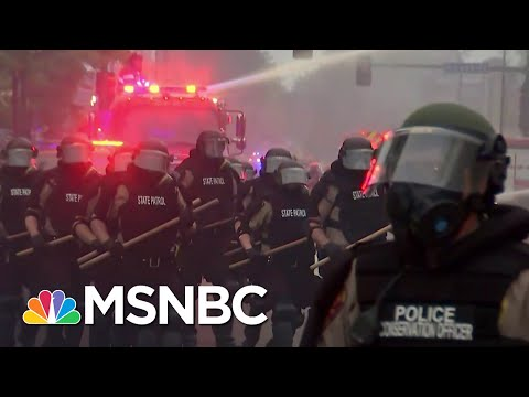 Fmr. Baltimore Mayor To Minneapolis Mayor: 'Lean On' Your Community | MSNBC