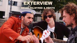 EXTERVIEW #6 - Mehdi Palmtree & Pépite | LES CAPSULES @Marin D'Eau Douce