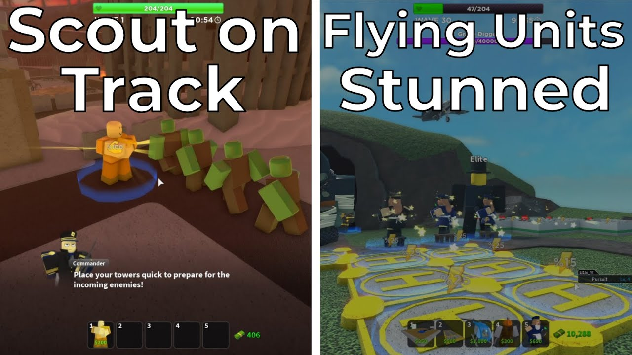 25 BUGS in Tower Defense Simulator   TDS (Roblox)
