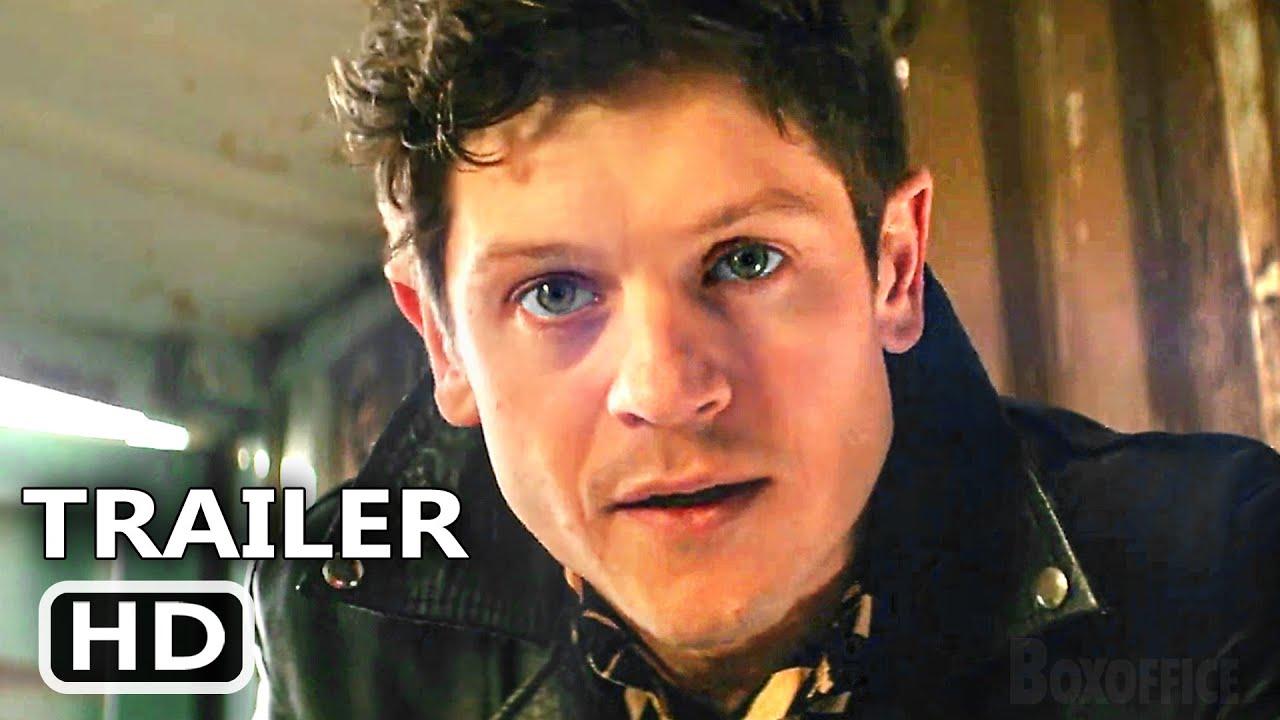 THE TOLL Trailer (2021) Iwan Rheon, Thriller Movie