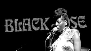 "Shirley Davis & The Silverbacks "" Black Rose"" Sala Arena.09.04.16"