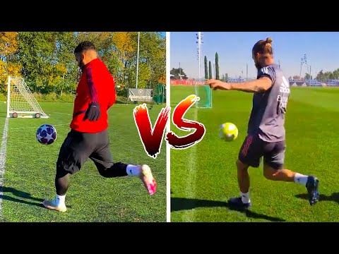 RECREATING INSANE VIRAL FOOTBALL MOMENTS! ⚽️🔥 Thumbnail
