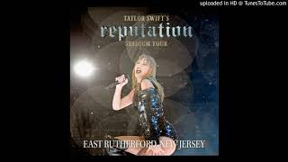 Taylor Swift - Clean/Long Live/New Year's Day (Live From New Jersey)