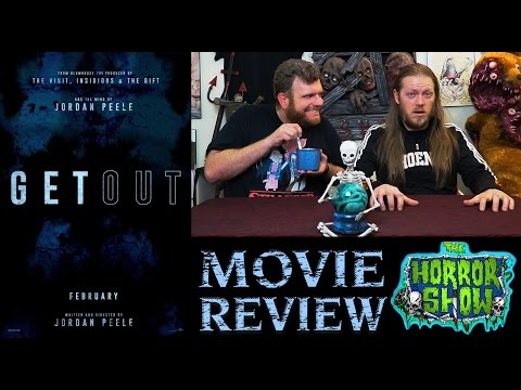 """Get Out"" 2017 Jordan Peele Horror Movie Review - SPOILERS in the 2nd Half - The Horror Show"