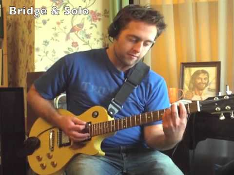 Green Day Dos! Lady Cobra How to play on Guitar