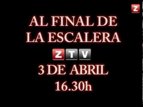"CANAL ZTV - PROMO ""AL FINAL DE LA ESCALERA"""