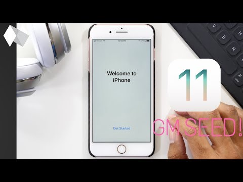 iOS 11 Released! What's New?! First Impressions!