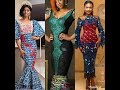 CUTEST ANKARA LONG GOWN STYLES #AFRICAN WOMEN CLOTHING #FASHION GALLERY
