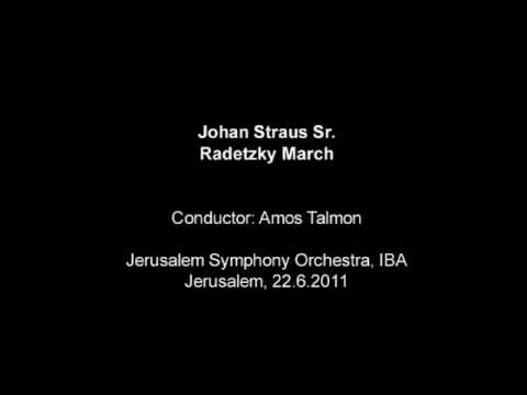 Johan Strauss Sr. -Radetzky March