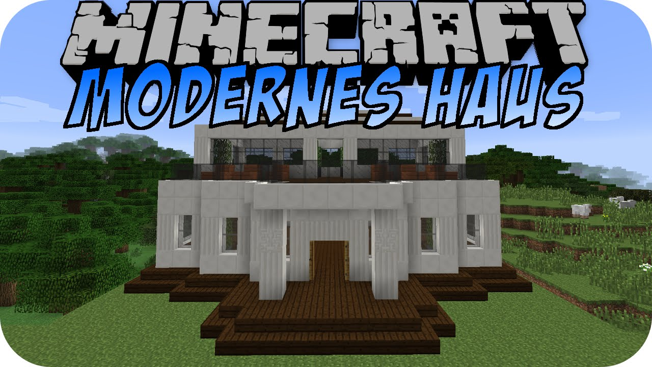 minecraft moderne h user instant structures mod 4 youtube. Black Bedroom Furniture Sets. Home Design Ideas