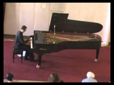 Tchaikovsky 1st Piano Concerto, 1st movt., piano solo (arr. Grainger)