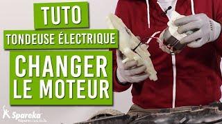 Comment changer le moteur de votre tondeuse electrique