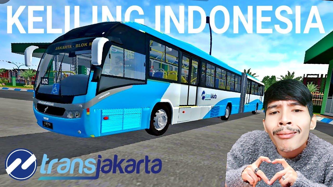 TRANSJAKARTA KELILING INDONESIA !!