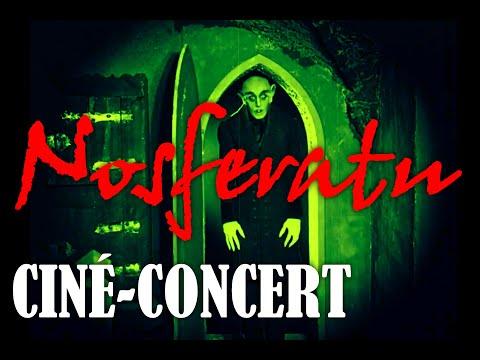 Nosferatu Is Attacking (Nosferatu, A Symphony of Horror) 4/8