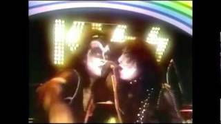 "KISS "" ABC In Concert '74 "" Complete - Nothin' To Lose / Firehouse / Black Diamond"