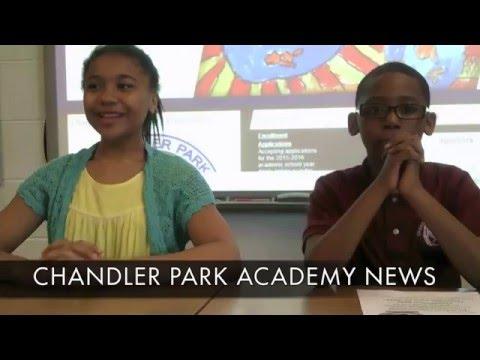 Chandler Park Academy Elementary School C-Stem Project 2016