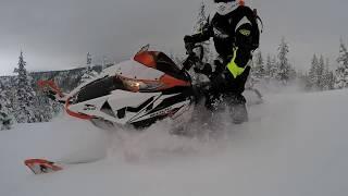 STV 2018 - Jordan Hammack, Arctic Cat Mountains