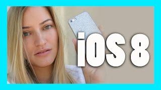 iOS 8 iPhone Update!