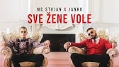 MC STOJAN - SVE ZENE VOLE (with JANKO)