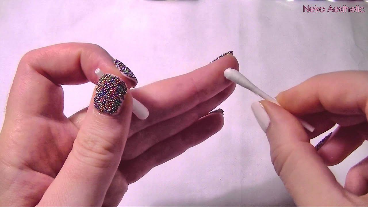 DIY How To Make Dotting Tools Nail Art Kit