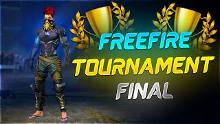 FREE FIRE TOURNAMENT FINAL - TEAM SURVIVORS Vs Total Gaming & All
