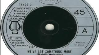 Richard Myhill We've Got Something More 1978