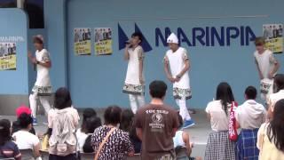 20140824 vimclip smile   稲毛海岸マリンピア