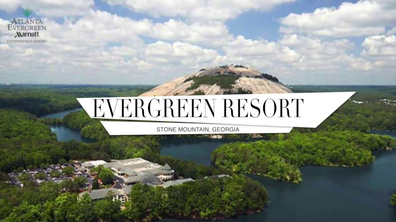 sneak peek of the evergreen marriott - youtube