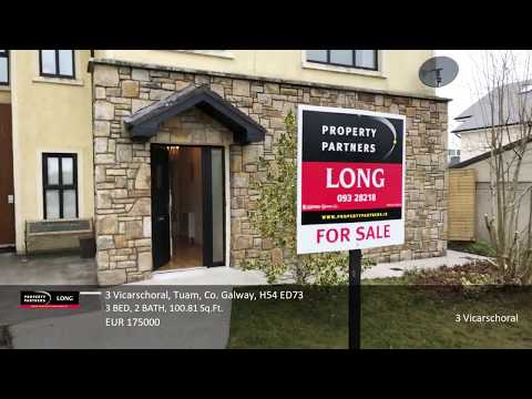 PropertyPartners Long, 3 Vicarschoral, Tuam, Co.Galway