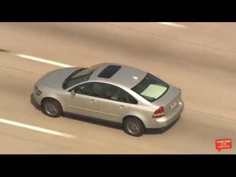 police chase on westbound 580 in alameda county california
