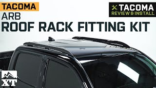 Shop This Roof Rack Fitting Kit: https://terrain.jp/2Z3VDqG Subscribe for Daily Toyota Tacoma Videos: http://bit.ly/2FtUeUw If your Toyota Tacoma doesn't have ...