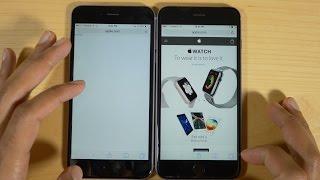 مقطع فيديو يستعرض لنا فوائد 2GB من الذاكرة العشوائية على iPhone 6S