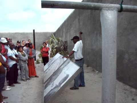 Robben Island prison tour (South Africa)