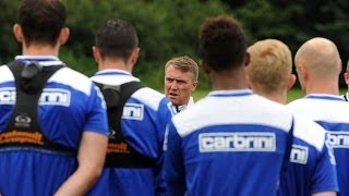 Birmingham City's First Training Session In Ireland | Pre-season 2014-15