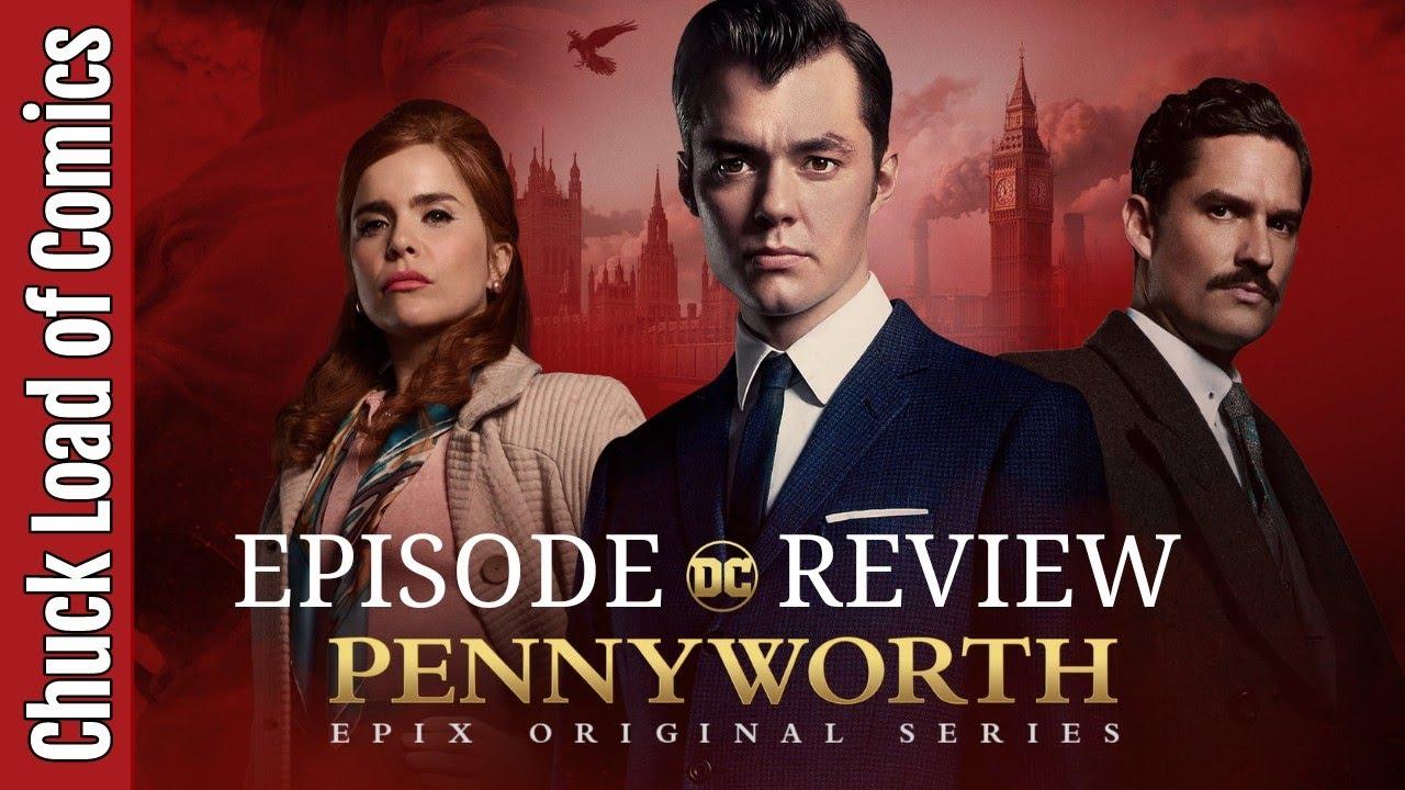 Pennyworth Serie