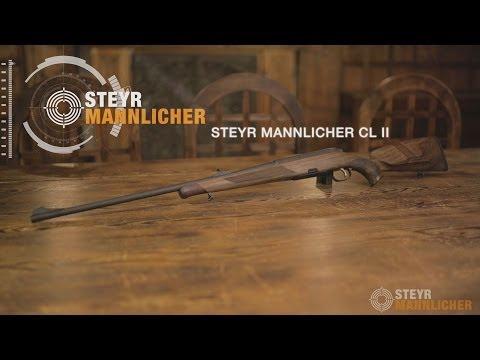 STEYR MANNLICHER CL II