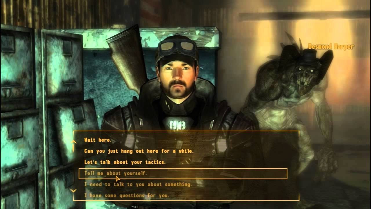 Fallout new vegas slots mod