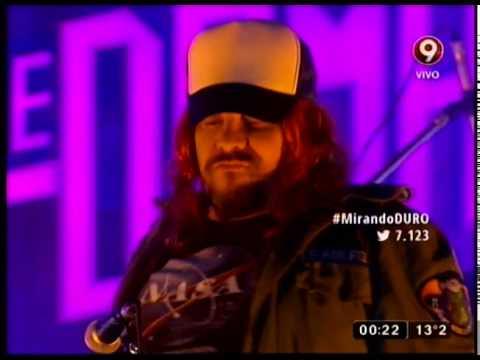 MUSICAL - MASSACRE - MI AMIGA SOLEDAD - NIÑA DIOS - ESTALLANDO DESDE EL OCEANO - 10-07-15