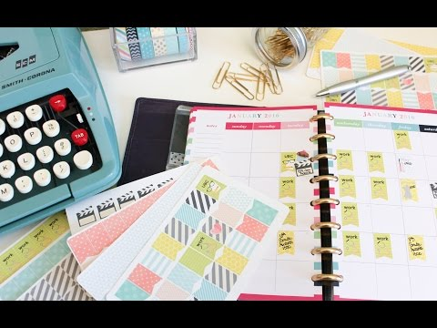Download How To Make Stickers For Planners On Silhouette