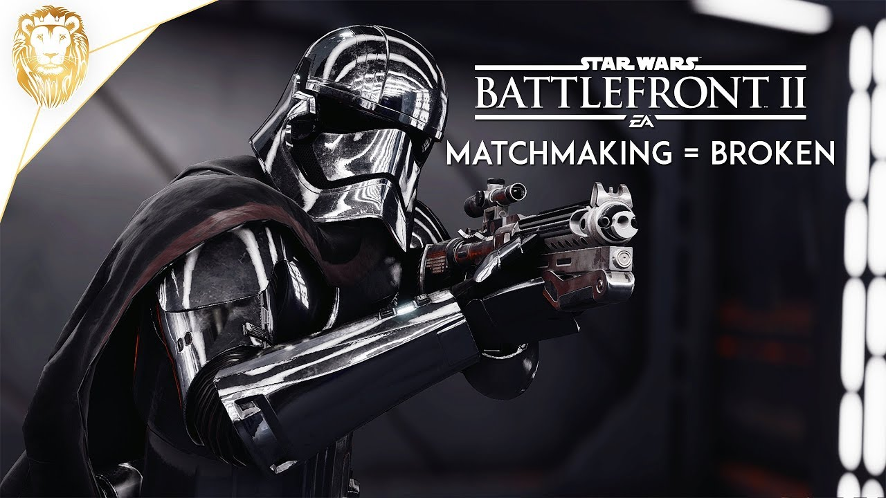 Matchmaking button battlefront 2