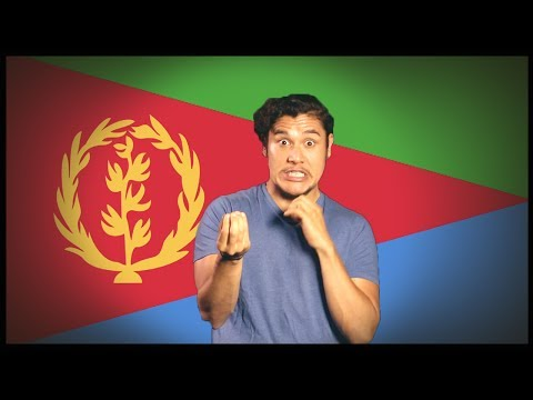 Geography Now! ERITREA (Flag Friday)