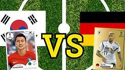 Südkorea : Deutschland 27.06.18 World Cup 2018 WM Länderspiel Orakel