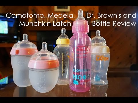 The Medela Calma Baby Bottle Review