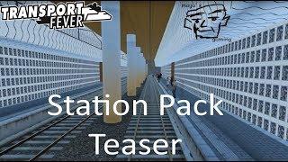 Transport Fever Station Pack - Teaser (BETA + Download-Link)
