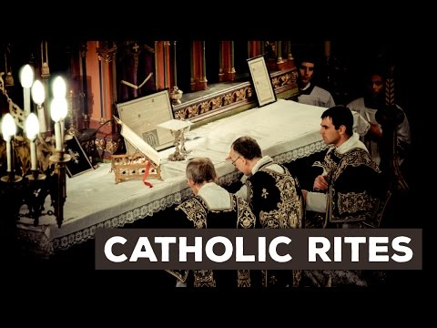 What is a Catholic Rite? | Holy History