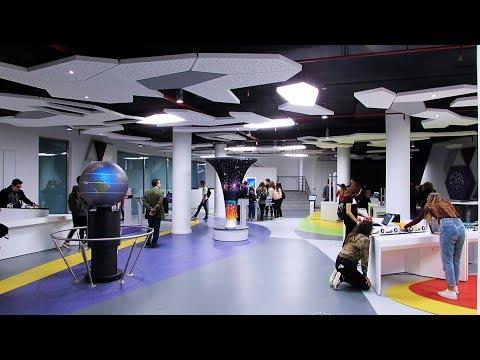Science and Technology Center Athena - Κέντρο Επιστήμης και Τεχνολογίας Athena